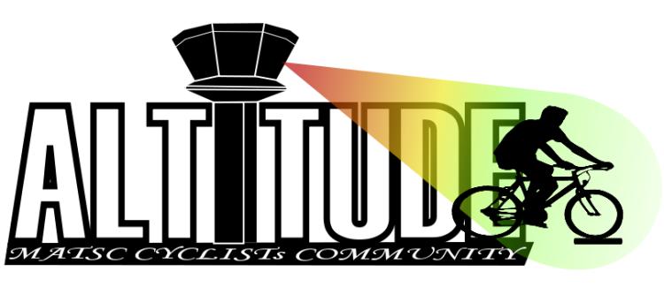 Logo Altitute - Klub sepeda MATSC