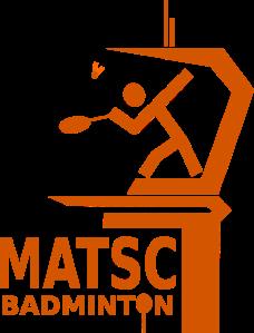 Logo Klub Badminton MATSC